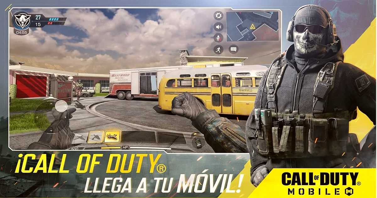 Download Call of Duty for Mobile 4